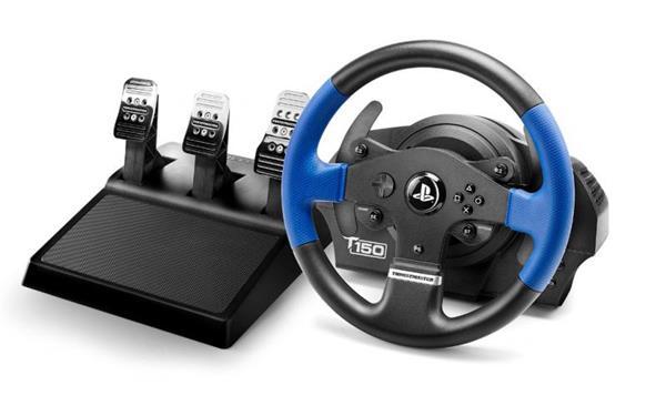 Thrustmaster Sada volantu T150 PRO a 3-pedálov T3PA pre PS4, PS4 PRO, PS3 a PC (4160628)