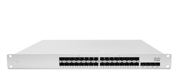 Meraki MS410-32 Cld-Mngd 32x GigE SFP Switch