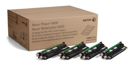 Xerox IMAGING UNIT KIT (4xIU, CMYK), P6600/WC6605/6655, VL C40x, 60k pages