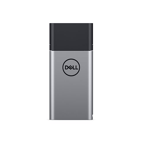 DELL Hybrid Adapter + Power Bank (12800 mAh) USB-C Euro