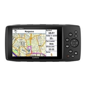 Garmin GPSMAP 276Cx + SK TOPO