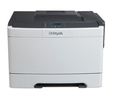 Lexmark CS317dn, color laser, 4800dpi, 23ppm, 256MB, 800MHz, USB, Duplex, Lan