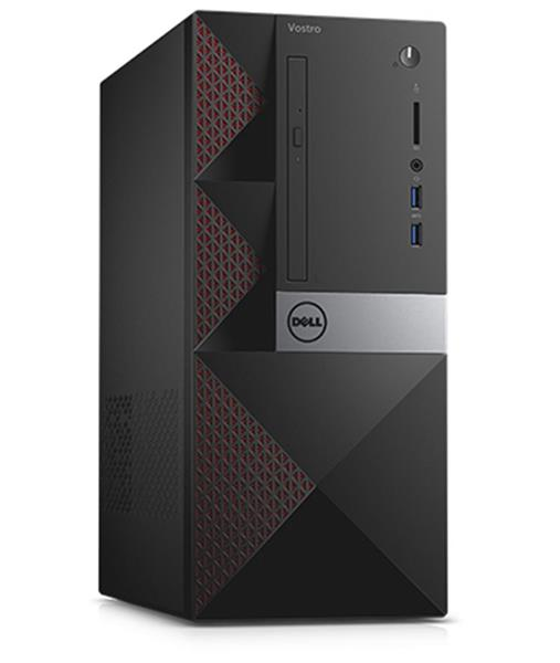 Dell Vostro 3668 MT i3-7100 4GB 500GB DVDRW WLAN+BT W10P(64bit) 3Y NBD
