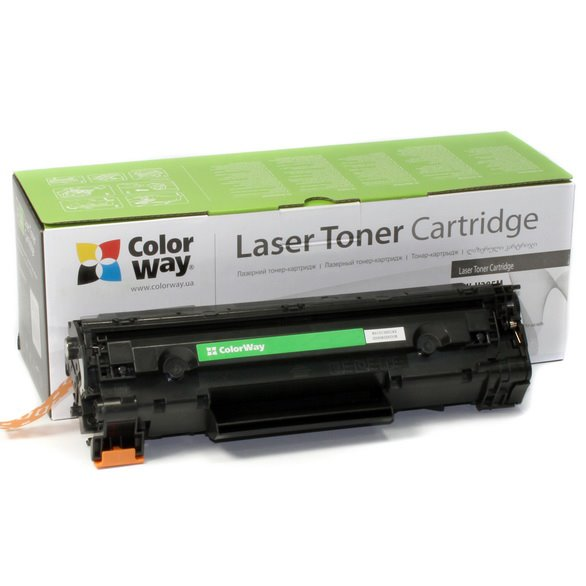 ColorWay alternativny toner k HP CE285A a Canon 725