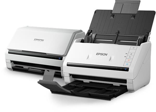 Epson skener WorkForce DS-770, A4, 600dpi, ADF, duplex, USB 3.0