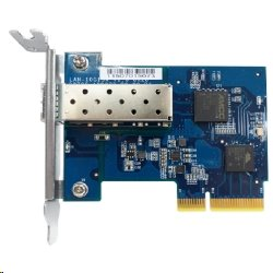 QNAP™Single-port SFP+ 10G network expansion card for tower model, desktop bracket