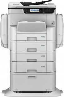 Epson WorkForce Pro WF-C869RD3TWFC, A3, All-in-One, RIPS, NET, duplex, ADF, Fax, WiFi, NFC