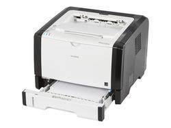 RICOH SP 377DNwX, A4, mono laser, PCL, duplex, LAN, WiFi, NFC