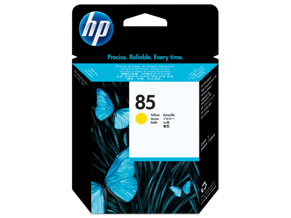HP No. 85 Yellow Printhead
