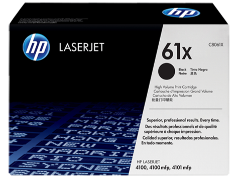HP Toner Cartridge for HP LaserJet 4100 (appx. 10000 pages) EOL