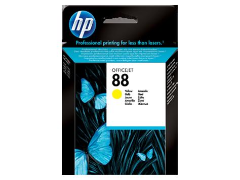 HP No. 88 Cartridge, yellow (10 ml)
