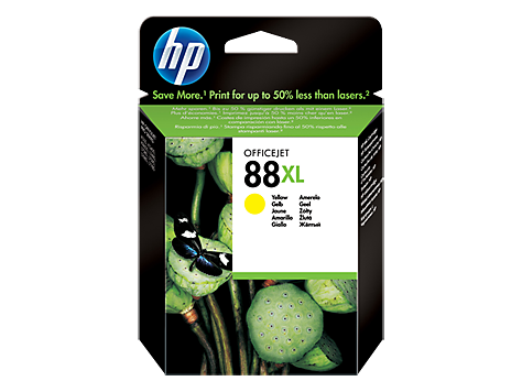 HP No. 88 Cartridge, large yellow (17,1 ml) (cca1200 strán)