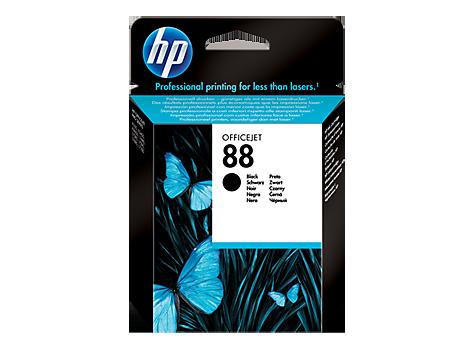 HP No. 88 Cartridge, black (20,5 ml)
