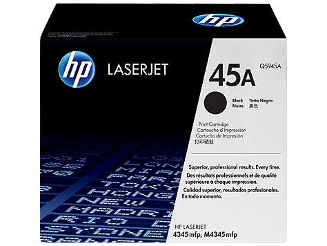 HP Toner Cartridge for HP LaserJet 4345 series (18.000pages)