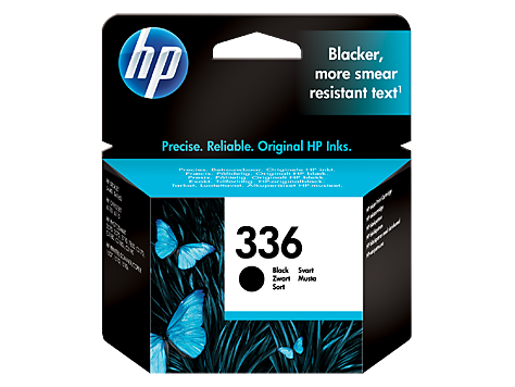 HP No. 336 black Inkjet Print Cartridge (5ml)