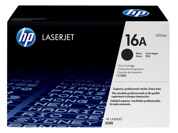 HP Toner Cartridge for HP LJ 5200 (appx. 12.000 pages)