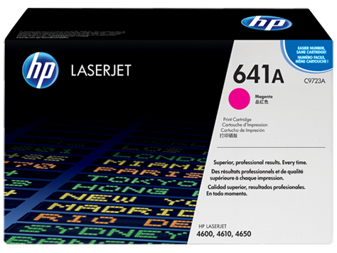 HP LaserJet Smart Print Cartridge CLJ4600/4650 magenta 8000p