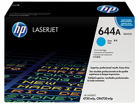 HP Color LaserJet CYAN Cartridge for CLJ4730mfp 12.000p