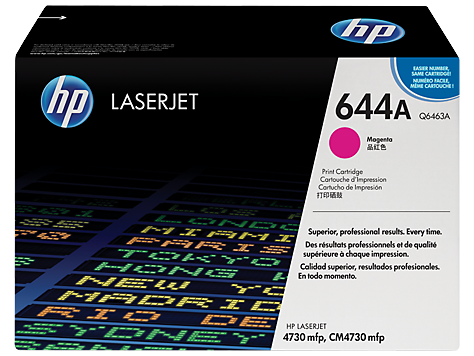 HP Color LaserJet MAGENTA Cartridge for CLJ4730mfp 12.000p
