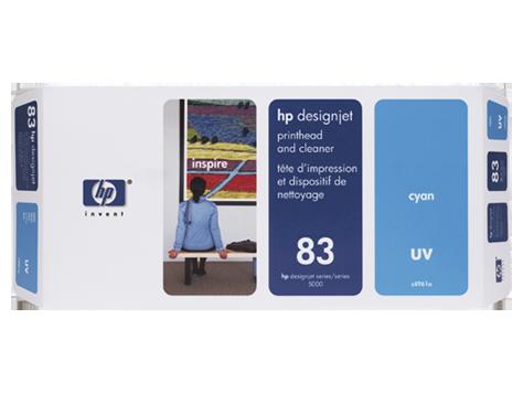 HP UV No. 83 Cyan Print Head for HP DSJ 5000
