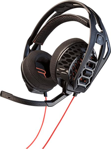 Plantronics RIG 505 LAVA, herné slúchadlá s mikrofónom, čierne
