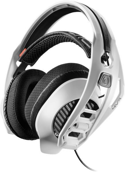 Plantronics RIG 4VR, herné slúchadlá s mikrofónom, pre PS4, biele