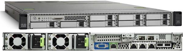 UCS C240 M4 SFF 8 HD w/o expdr,CPU,mem,HD,PCIe,PS,railkt