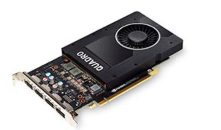 Grafická karta NVIDIA Quadro P2000 (5 GB) 4xDP