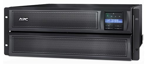 APC Smart-UPS X 2200VA Rack 4U/Tower LCD 200-240V, w/ethernet AP9631