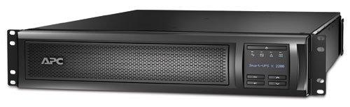 APC Smart-UPS X 2200VA Rack 2U/Tower LCD 200-240V, w/ethernet AP9631