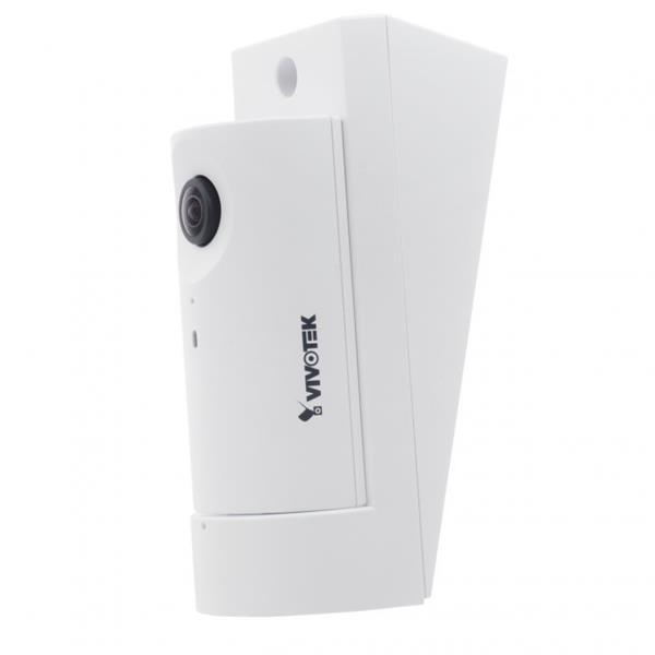 VIVOTEK CC8160 1920x1080 (Full HD) až 30sn/s, obj. 1.66mm (180°), audio, Mic, PoE, miniaturní provedení, vnitřní