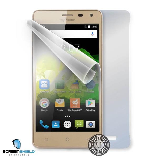 Screenshield MYPHONE PRIME Plus - Film for display + body protection