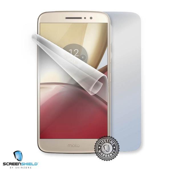 Screenshield LENOVO Moto M XT1663 - Film for display + body protection