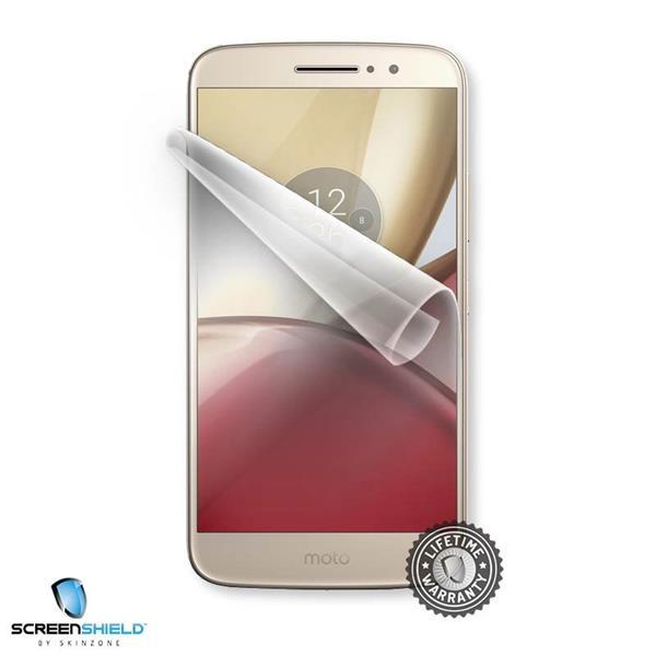 Screenshield LENOVO Moto M XT1663 - Film for display protection