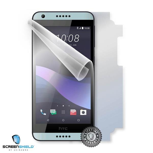 Screenshield HTC Desire 650 - Film for display + body protection