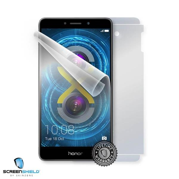 Screenshield HUAWEI Honor 6X - Film for display + body protection