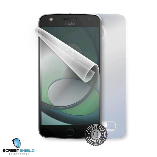 Screenshield MOTOROLA Moto Z Play XT1635-02 - Film for display + body protection