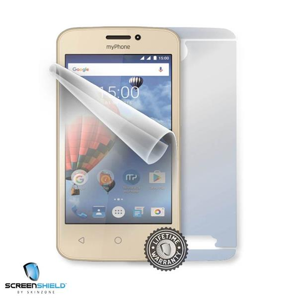 Screenshield MYPHONE Pocket - Film for display + body protection