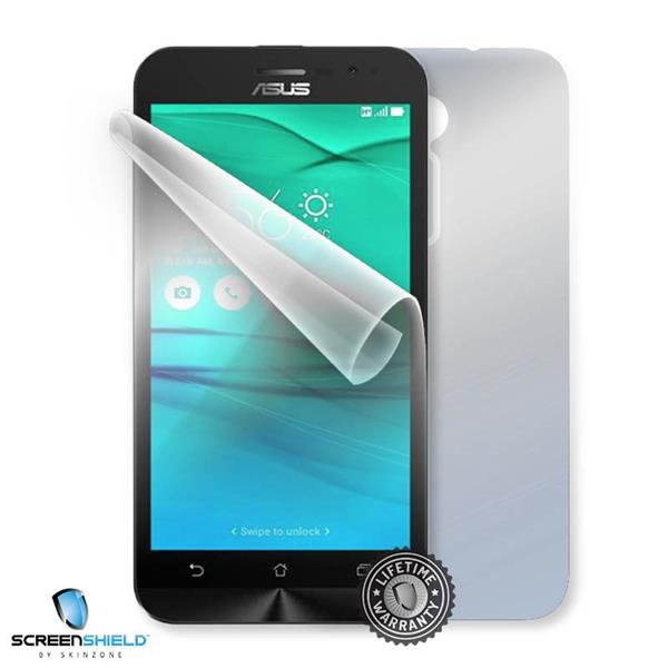 Screenshield ASUS ZenFone GO ZB500KG - Film for display + body protection