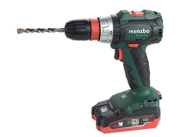 Metabo BS 18 LT BL Q (2x LiHD 3,5Ah, ASC 30-36)