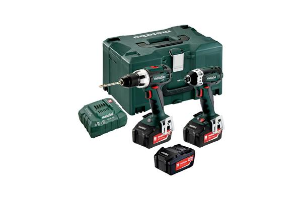 Metabo Combo Set 2.1.1 18 V *BSLT+SSD TV00