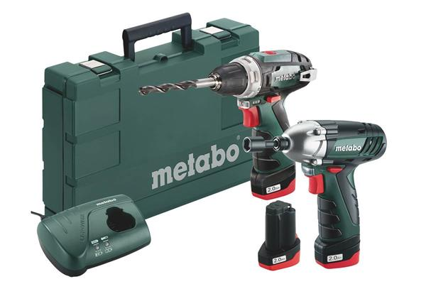 Metabo Combo Set 10.8 V * BS+SSD