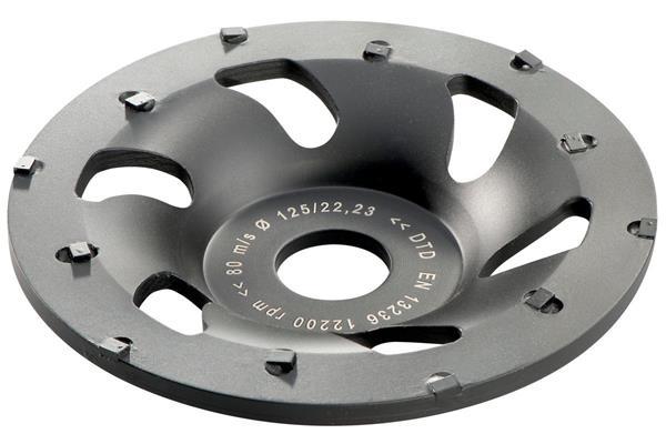 Metabo PKD Brúsny hrniec 125 mm professional