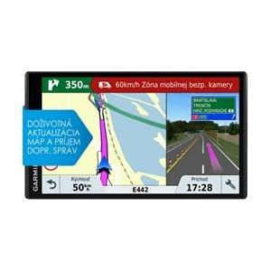 Garmin DriveSmart 61 LMT-D Lifetime EU (45 krajín)