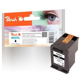 Peach INK black F6V25AE, No 652XL pre HP DeskJet IA 4535