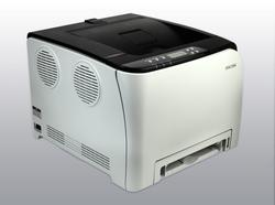 RICOH SP C250DN A4, color laser, PCL/PS, duplex, LAN, WiFi, NFC