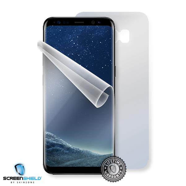 Screenshield SAMSUNG G950 Galaxy S8 - Film for display + body protection