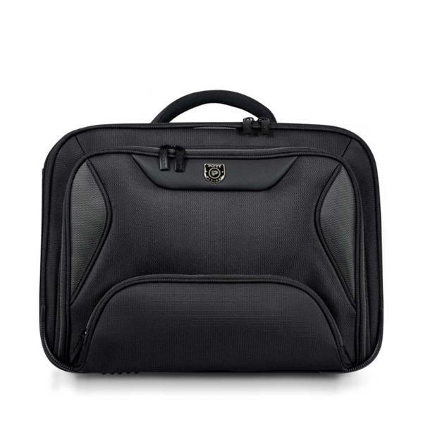 PORT DESIGNS MANHATTAN Clamshell taška na 15,6' notebook a 10,1