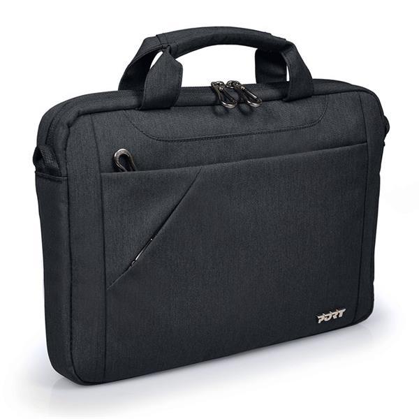 PORT DESIGNS SYDNEY Toploading taška na 13/14' notebook a 10,1' tablet, čierna