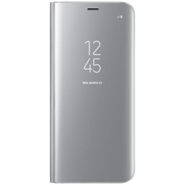 Samsung Clear View púzdro pre S8, Silver